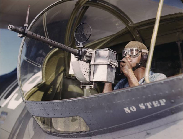 Фото №7 - 22 завораживающих цветных фото Второй мировой