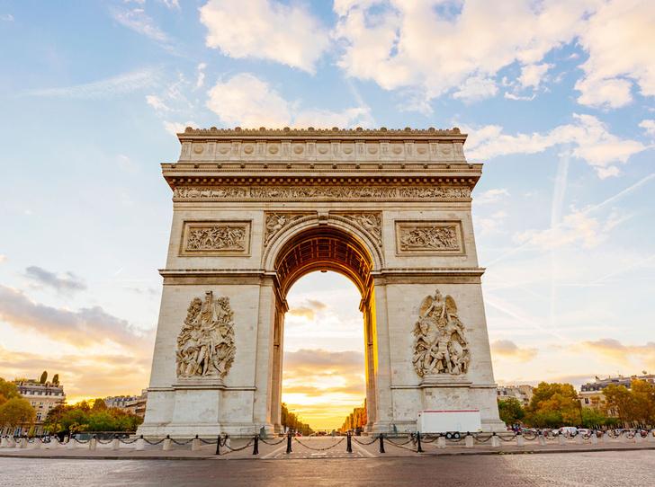 Фото №4 - 6 самых красивых триумфальных арок мира