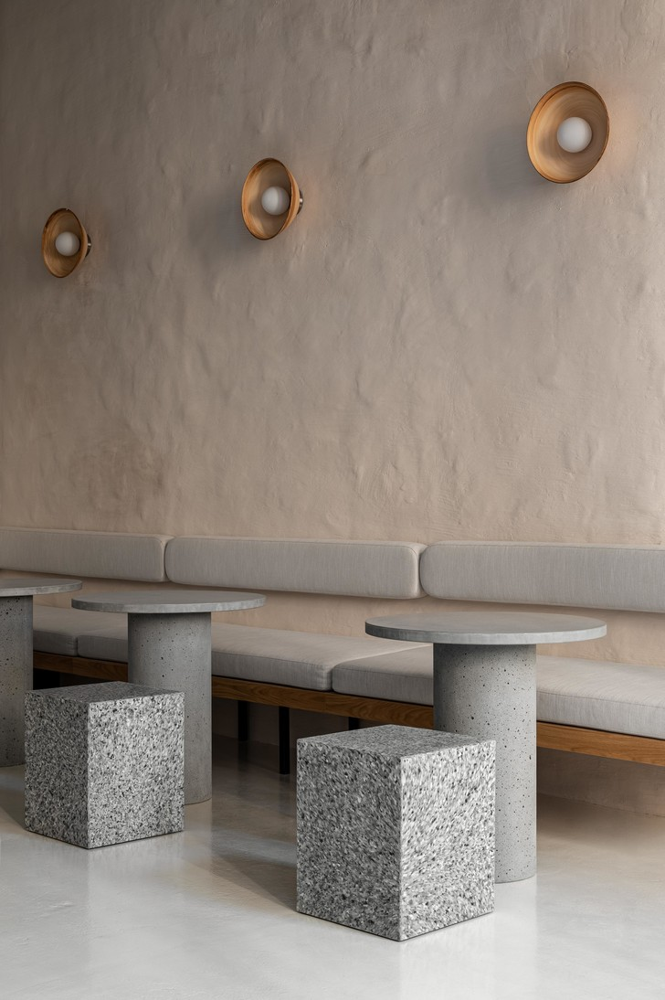 Фото №11 - Їстетика: минималистское кафе в Киеве от студии Yakusha Design