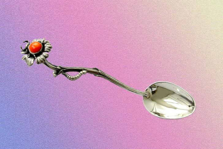 Фото №2 - «Серебряная Орхидея» выпустила новую коллекцию эксклюзивных ложек