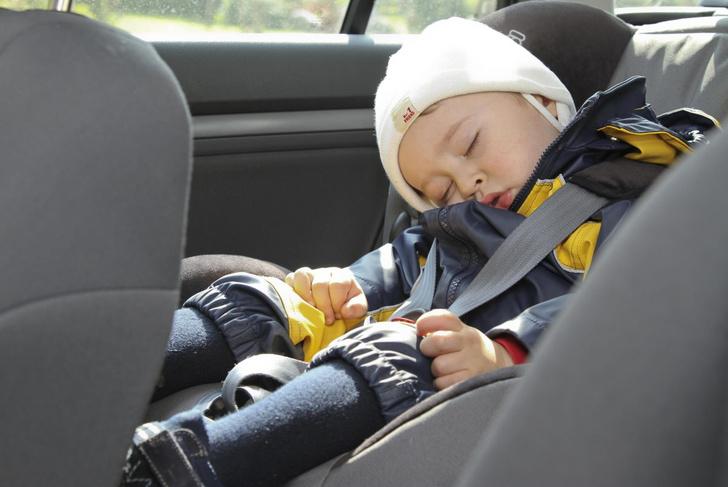 Фото №1 - Ученые предупредили о смертельной опасности детских автокресел
