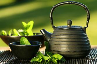 Фото №1 - Чайная церемония