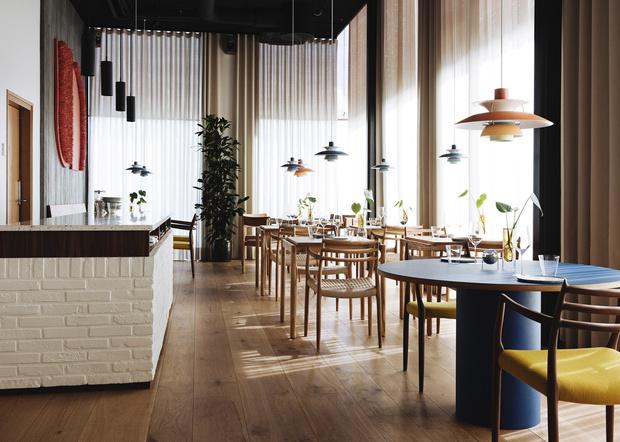 Фото №2 - Уютный ресторан Substans в Дании