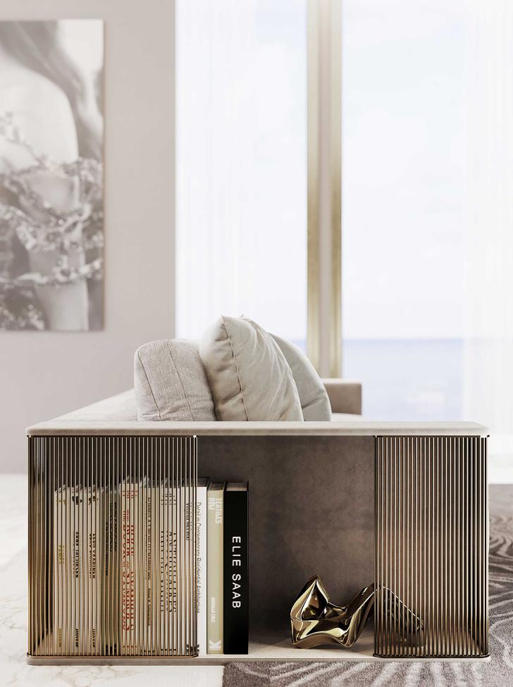 Фото №4 - Дебютная коллекция Elie Saab Maison