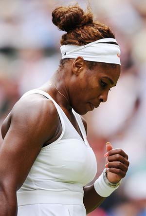 Фото №8 - Хулиганы Уимблдона: кто из теннисистов (и как) нарушал «белый» дресс-код турнира