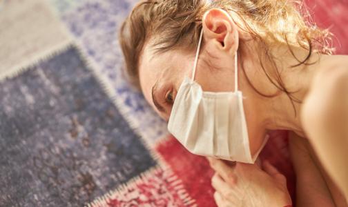 Фото №1 - «Лежу целыми днями и реву». Петербуржцы называют последствия заражения коронавирусом «ковидным синдромом»