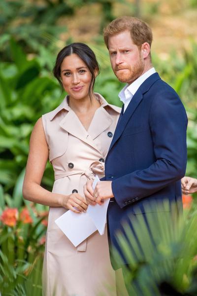 Меган Маркл и принц Гарри родила отец фото скандал последние новости