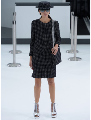 Фото №6 - Неделя моды в Париже: показ Chanel