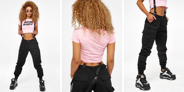 Фото №3 - Боты, джинсы и спортивки: что будет модно осенью и где это купить?