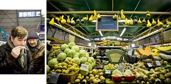 Фото №3 - Центральный рынок. Рига