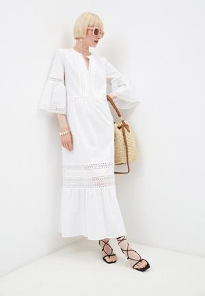 Фото №6 - Что носить: длинные летние платья 2021