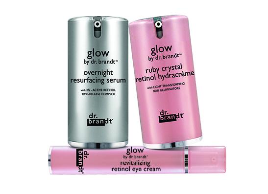 Средства для ухода за кожей лица Glow,  by Dr. Brant