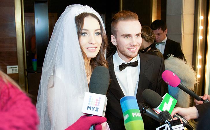 Виктория Дайнеко свадьба, фото