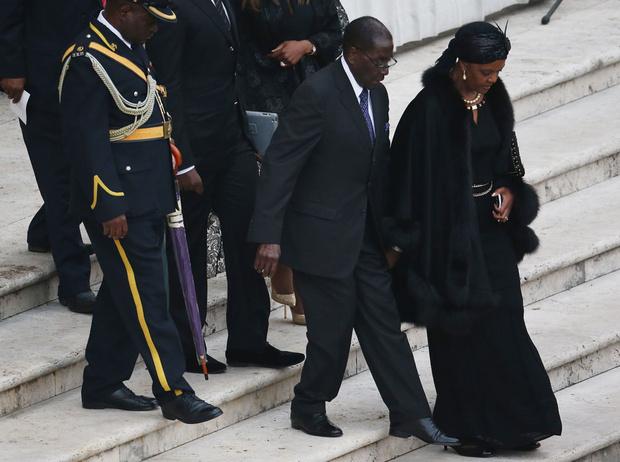 Фото №6 - Из первой леди в изгои: как Грейс Мугабе стала врагом своего народа