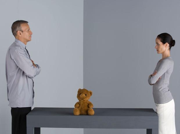 Фото №1 - Как помочь ребенку пережить развод родителей?