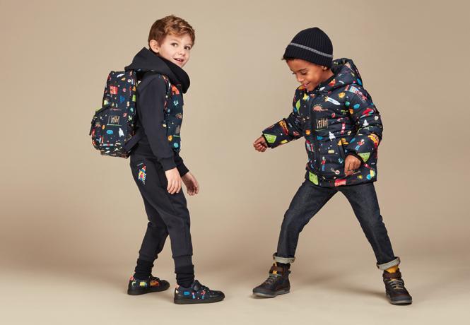 Фото №21 - Модные школьники: детская коллекция Dolce&Gabbana осень-зима 16/17
