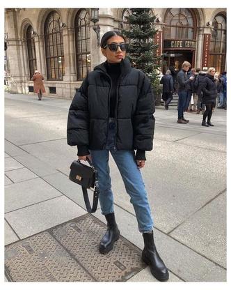 Фото №1 - Inspiration: смотри, с чем носить дутую куртку зимой 2020-2021