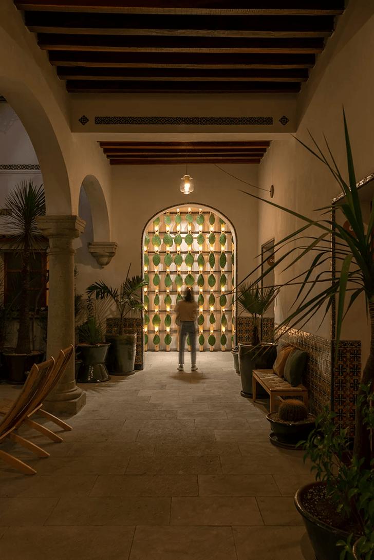 Фото №10 - Отель в здании XVI века в Мексике