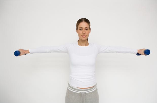 Фото №4 - 5 упражнений для красивых рук