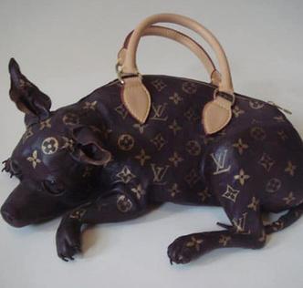 Фото №3 - 57 тысяч за труп лягушки: самые странные и дорогие сумки