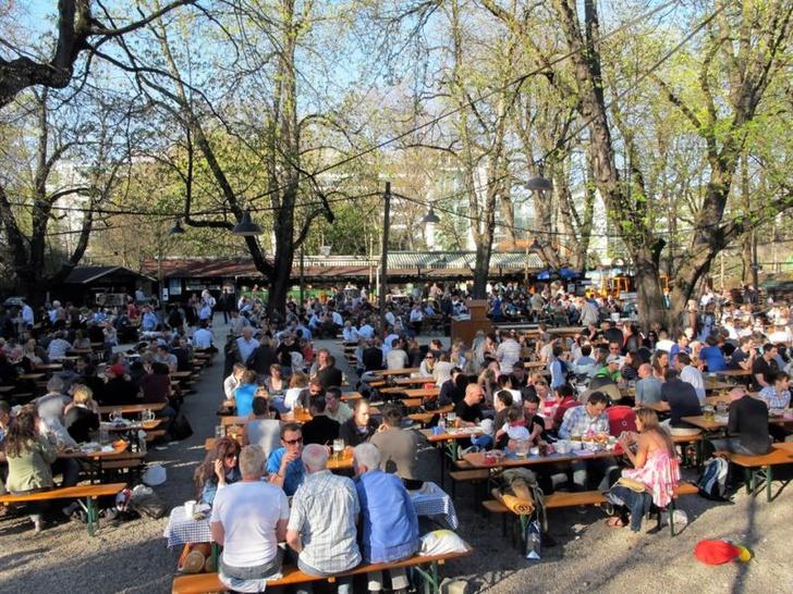 Фото №7 - Топ-10 пивных садов Мюнхена