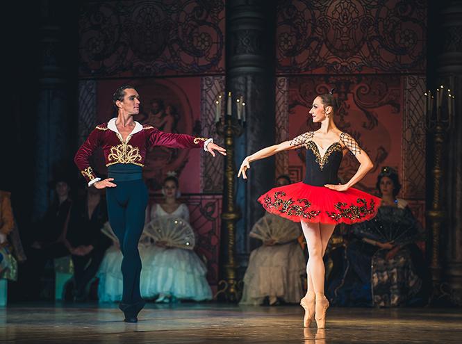 Фото №2 - Завтра начинается летний фестиваль «Балет в саду Эрмитаж»