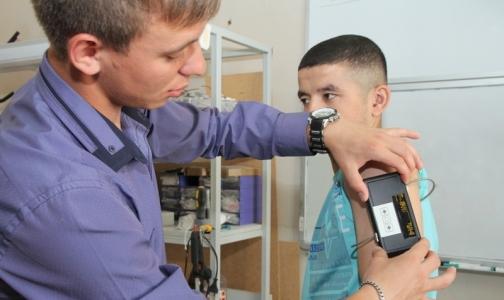 Фото №1 - Российские студенты разработали гаджет для наблюдения за ритмом сердца