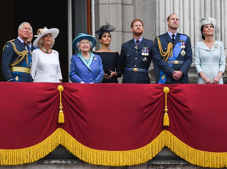 Фото №1 - Какие изменения ждут королевскую семью Британии в 2019 году