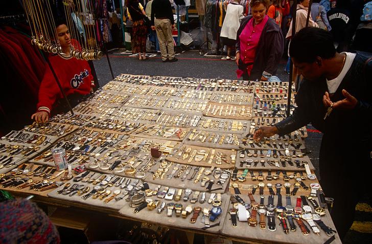 Фото №5 - Сокровища с барахолки: 5 блошиных рынков мира