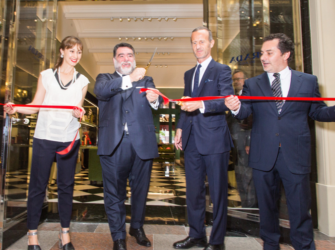 Фото №1 - Ирина Горбачева, Ксения Собчак и другие звезды на открытии нового магазина Prada в Москве