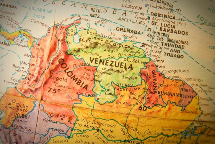 Фото №1 - Нелатинская Америка: загадочная Гайана в 10 фотокарточках