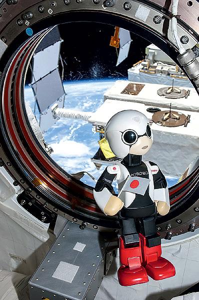 Фото №2 - Семь самых перспективных медицинских роботов