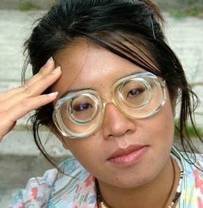 Фото №1 - Миллионы людей в мире носят неправильные очки