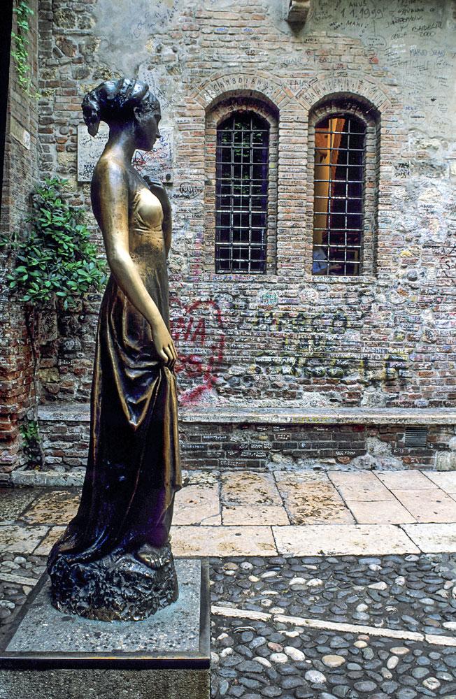 Фото №2 - Настоящая любовь: по следам Ромео и Джульетты
