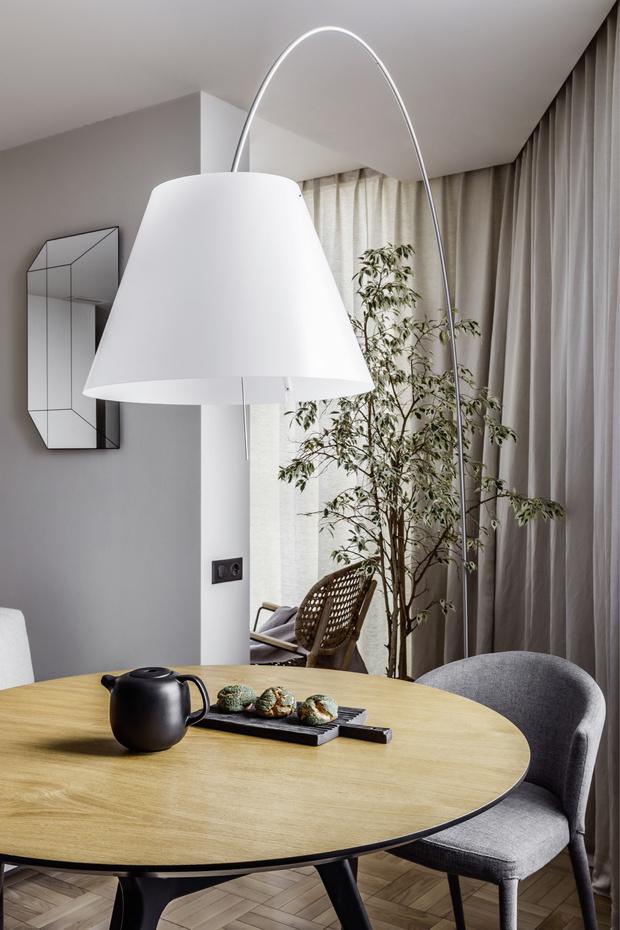 Кресло-качалка, ИКЕА. Настоле— разделочная доска, Soha Concept.