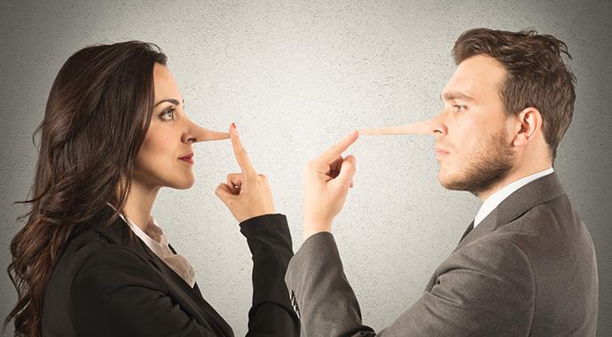 Почему нам нужно лгать
