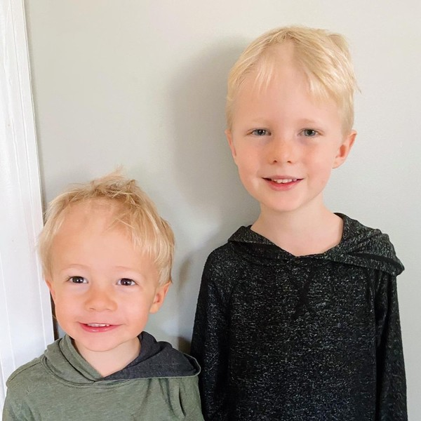 Фото №1 - 100 эпичных фото детей, решивших постричь себе волосы