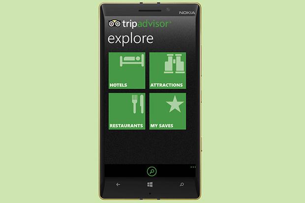 TripAdvisor приложение