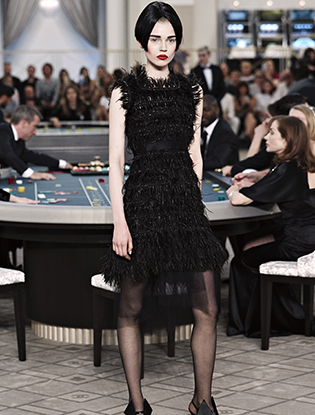 Фото №45 - Неделя Высокой моды в Париже: Chanel FW2015/16
