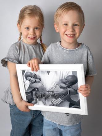 Фото №1 - Прирожденные бойцы: 14 историй детей, родившихся раньше срока