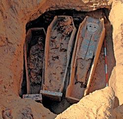 Фото №7 - Золото фаюмских мумий