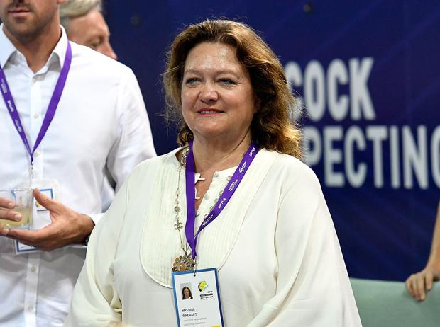 Фото №3 - Хозяйка железной горы: история успеха Джорджины Райнхарт, миллиардерши из списка Forbes