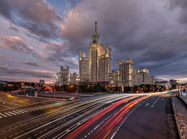 Фото №10 - На высоте: где искать лучшие панорамные виды Москвы