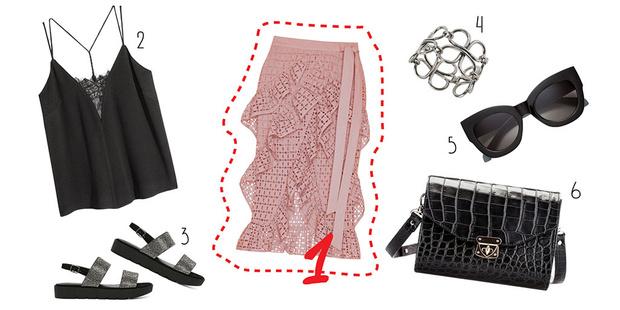 Фото №5 - С чем носить юбку с воланами