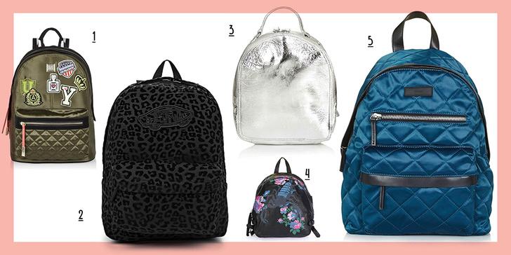Фото №3 - 40 рюкзаков для школы