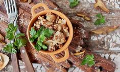 Варнишкес – гречневая каша с макаронами
