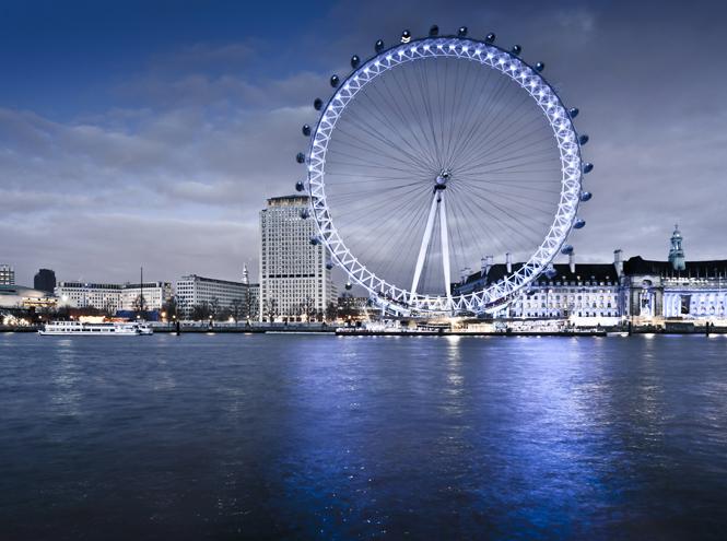 Фото №6 - В Лондон за новогодними развлечениями