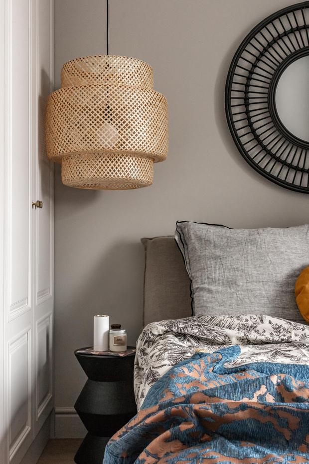 Фото №4 - Природные мотивы в спальне: советы и идеи