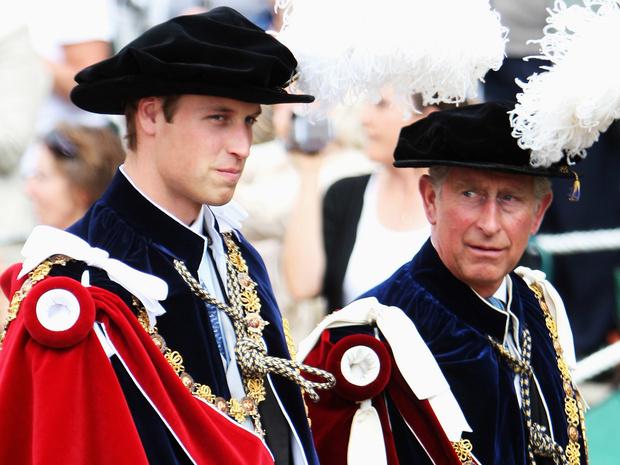 Фото №3 - Какой титул получит Джордж, когда принц Чарльз станет королем (и получит ли вообще)