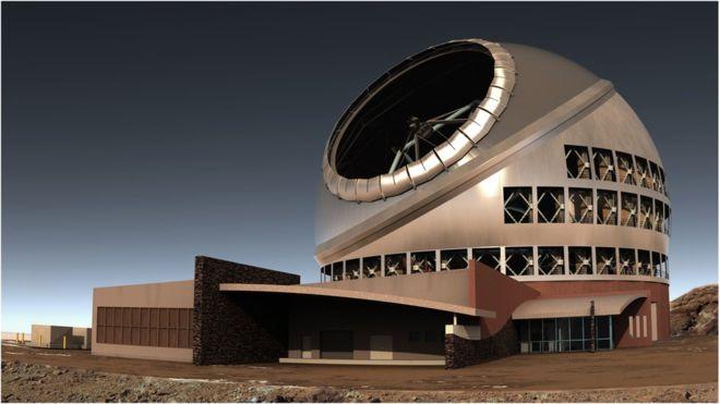 Фото №1 - На Гавайях построят телескоп на вершине священного вулкана